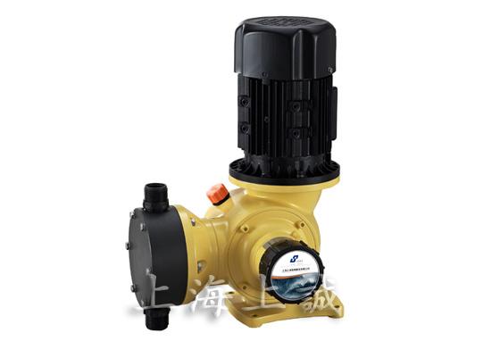 GM系列机械隔膜式计量泵